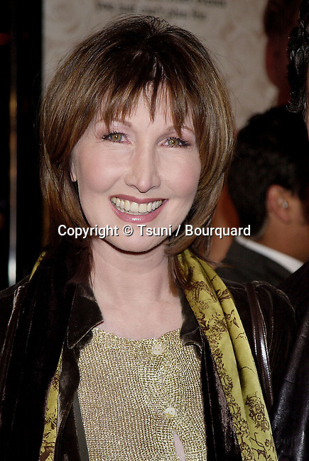 The &quot; Wedding Planner&quot; 1ere was held at the Loews Century Plaza in Century City - Los Angeles<br /> Jan. 23, 2001       Gleason.Joanna.03.jpg