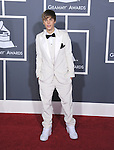 Justin Bieber attends The 53rd Annual GRAMMY Awards held at The Staples Center in Los Angeles, California on February 13,2011                                                                               © 2010 DVS / Hollywood Press Agency