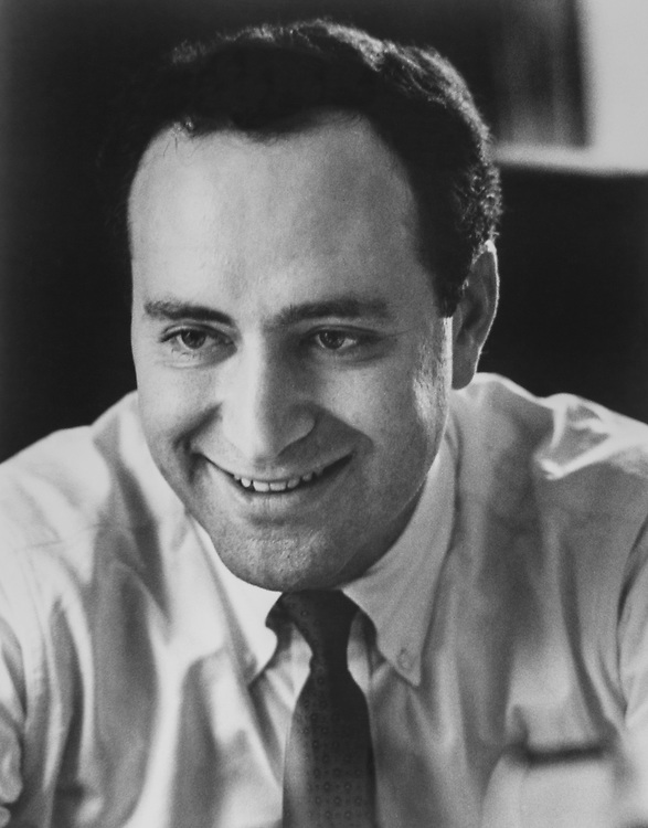 Rep. Chuck Schumer, D-N.Y., in 1981. (Photo by Maureen Keating/CQ Roll Call via Getty Images)