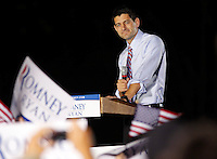 20121025 Republican VP nominee Paul Ryan Albemarle County