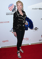 BEVERLY HILLS, CA, USA - SEPTEMBER 27: Lois Pope arrives at the 4th Annual American Humane Association Hero Dog Awards held at the Beverly Hilton Hotel on September 27, 2014 in Beverly Hills, California, United States. (Photo by Xavier Collin/Celebrity Monitor)