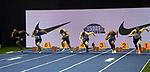 14.02.2020, Mercedes Benz Arena, Berlin, GER, ISTAF-Indoor 2020 Berlin, im Bild <br /> 60m Vorlauf Men<br /> <br />      <br /> Foto © nordphoto / Engler