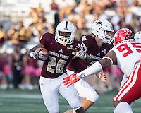 NCAAF 2016 Texas State vs Louisiana-Lafayette Oct 22