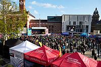 Picture by Shaun Flannery/SWpix.com - 02/05/2018 - Cycling - 2018 Tour de Yorkshire - Eve of Tour -  Millennium Square, Leeds, England.