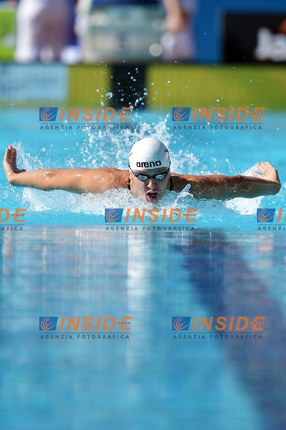 Otylia Jedrzejcak Poland 200m butterfly Women.Roma 15/6/2012 Foro Italico.Nuoto Swimming 49mo trofeo settecolli.Foto Andrea Staccioli Insidefoto