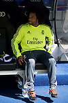 Real Madrid's Marcelo during La Liga match. April 09, 2016. (ALTERPHOTOS/Borja B.Hojas)