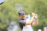 Louis Oosthuizen (RSA) tees off the 1st tee to start Saturday's Round 3 of the 2017 PGA Championship held at Quail Hollow Golf Club, Charlotte, North Carolina, USA. 12th August 2017.<br /> Picture: Eoin Clarke | Golffile<br /> <br /> <br /> All photos usage must carry mandatory copyright credit (&copy; Golffile | Eoin Clarke)