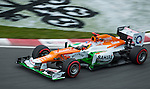 Sahara Force India F1 team driver Paul Di Resta of England speeds his VJM05 car during the F1 Grand Prix du Canada at the Circuit Gilles-Villeneuve on June 08, 2012 in Montreal, Canada. Photo by Victor Fraile / The Power of Sport Images