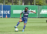 SÃO PAULO.SP. 02.04.2015 - PALMEIRAS TREINO - Arouca volante do Palmeiras durante o treino na Academia de Futebol zona oeste na nesta quinta feira 02.  ( Foto: Bruno Ulivieri / Brazil Photo Press )