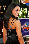 "Actress Maya Stojan arrives at the American Premiere of ""The Mummy: Tomb Of The Dragon Emperor at the Gibson Amphitheatre on July 27, 2008 in Universal City, California."