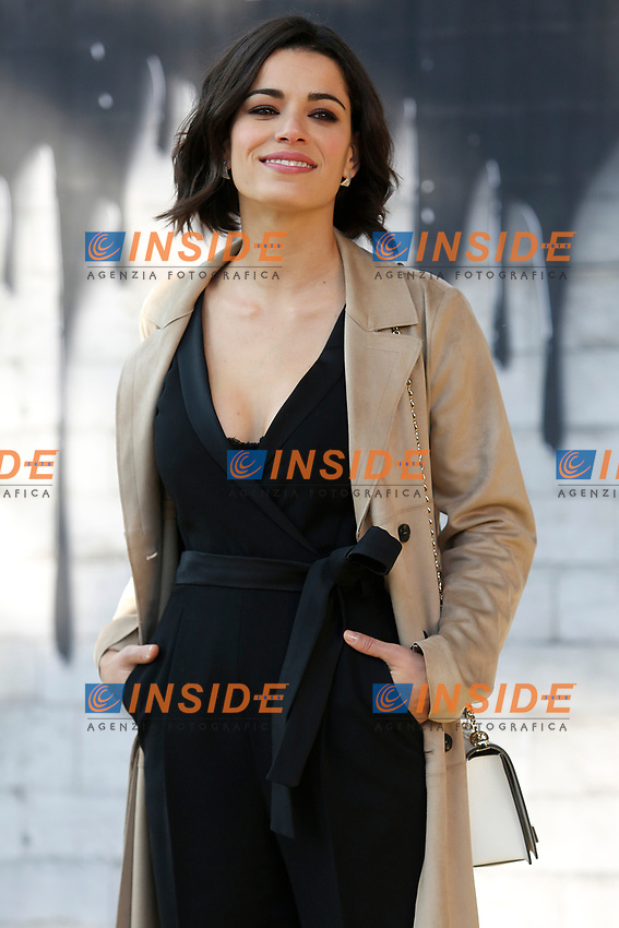 Rosa Diletta Rossi<br /> Rome February 20th 2019. Photocall for the presentation of the second season of the Netflix series Suburra at Casa del Cinema in Rome.<br /> Foto Samantha Zucchi Insidefoto