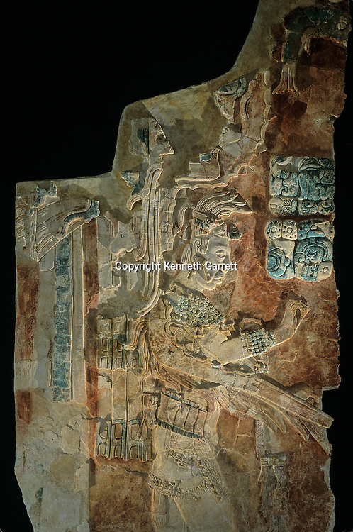 Ancient Cultures; Americas; Maya; Palenque; Mexico; Chiapas; Temple 19; Akhal Mo Nab; Alfonso Morales; Archaeology