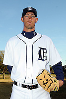 Feb 21, 2009; Lakeland, FL, USA; The Detroit Tigers pitcher Rick Porcello (48) during photoday at Tigertown. Mandatory Credit: Tomasso De Rosa/ Four Seam Images