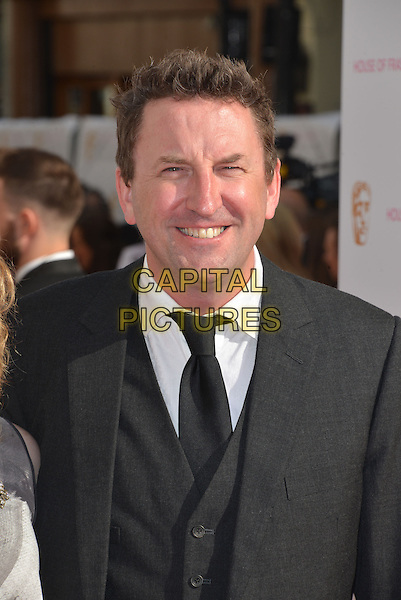 LONDON, ENGLAND - MAY 10: Lee Mack at House of Fraser British Academy Television Awards 2015 Theatre Royal on May 10, 2015 in London, England.<br /> CAP/PL<br /> &copy;Phil Loftus/Capital Pictures