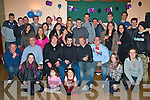 6476-6479.Party Time - Shane Callanan from Ardfert seated centre having a ball with friends and family at his 18th birthday party held in the Na Gael GAA Club on Saturday night............................................................................................................. ............
