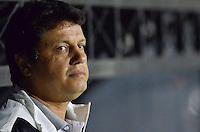 CAMPINAS, SP, 23.07.2014 - COPA DO BRASIL - PONTE PRETA x VASCO - Técnico do Vasco Adilson Batista  durante partida Ponte Preta x Vasco, jogo valido pela terceira fase da Copa do Brasil, no estadio Moisés Lucarelli em Campinas. (Foto: Levi Bianco / Brazil Photo Press)