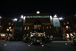 Celtic Park before the Champions League match at Celtic Park, Glasgow. Picture Date: 23rd November 2016. Pic taken by Lynne Cameron/Sportimage