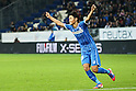 Takashi Usami (Hoffenheim), OCTOBER 19, 2012 - Football / Soccer : Takashi Usami of Hoffenheim in action during the Bundesliga match between TSG 1899 Hoffenheim 3-3 SpVgg Greuther Fuerth at Rhein-Neckar-Arena in Sinsheim, Germany. (Photo by AFLO) [2268]