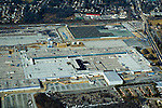 AErial views of the Chrysler plant in Newark, Delaware