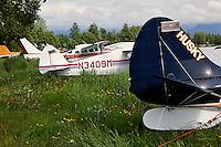 Lake Hood Seaplane Base, outside Anchorage, Alaska