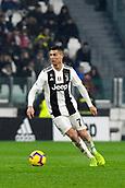 2nd February 2019, Allianz Stadium, Turin, Italy; Serie A football, Juventus versus Parma; Cristiano Ronaldo of Juventus on the ball