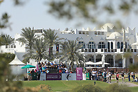 Bradley Dredge (WAL) in action during the final round of the Commercial Bank Qatar Masters, Doha Golf Club, Doha, Qatar. 10/03/2019<br /> Picture: Golffile | Phil Inglis<br /> <br /> <br /> All photo usage must carry mandatory copyright credit (&copy; Golffile | Phil Inglis)