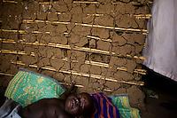 A refugee child in Nyori refugee camp, South Sudan.