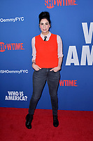 Sarah Silverman beim 'EMMY for Your Consideration' Event der Showtime TV-Serie 'Who Is America?' im Paramount Theatre Los Angeles, 15.05.2019