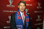 20 November 2010: FC Dallas owner Clark Hunt. FC Dallas held a practice at BMO Field in Toronto, Ontario, Canada as part of their preparations for MLS Cup 2010, Major League Soccer's championship game.