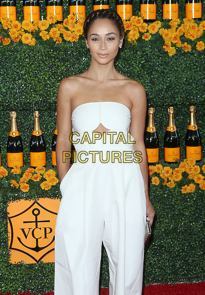 17 October 2015 - Pacific Palisades, California - Cara Santana. Sixth-Annual Veuve Clicquot Polo Classic, Los Angeles held at Will Rogers State Historic Park. <br /> CAP/ADM/FS<br /> &copy;FS/ADM/Capital Pictures