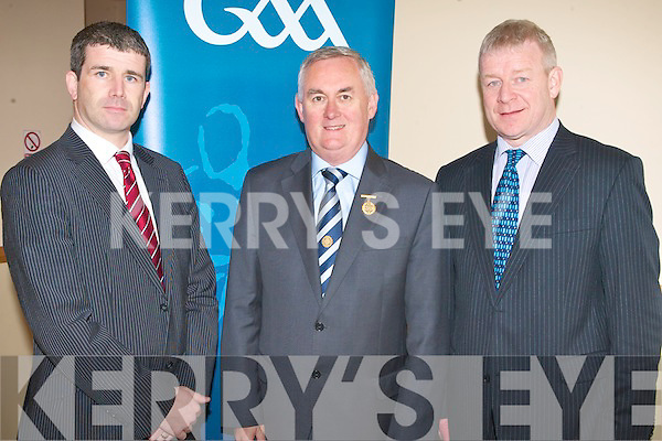 Launch of the GAA Championship at Kerins O'Rahillys.