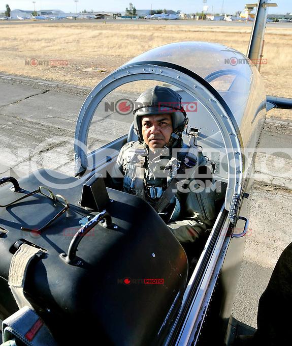 Mexican Air Force report. <br /> Reportaje Fuerza A&eacute;rea Mexicana en aeropuerto y base &aacute;rea militar de Sonora.<br /> Israel Garnica /&copy; NortePhoto