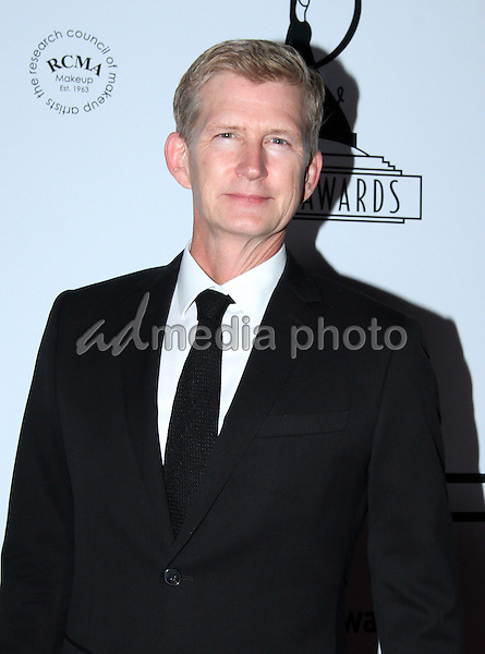 19 February 2017 - Los Angeles, California - Bill Brochtrup<br /> <br /> .2017 Make-Up Artist &amp; Hair Stylists Guild (MUAHS) Awards held at The Novo. Photo Credit: AdMedia