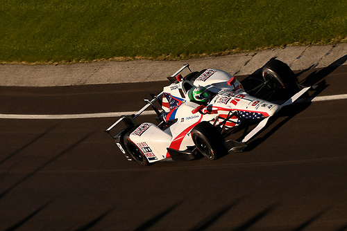 16-20 May, 2016, Indianapolis, Indiana, USA<br /> Conor Daly<br /> ©2016, Scott R LePage <br /> LAT Photo USA