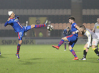 St Mirren v Inverness Caledonian Thistle, Scottish Cup 291114