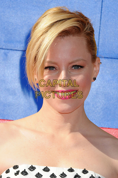 1 February 2014 - Westwood, California - Elizabeth Banks. &quot;The Lego Movie&quot; Los Angeles Premiere held at the Regency Village Theater.  <br /> CAP/ADM/BP<br /> &copy;Byron Purvis/AdMedia/Capital Pictures