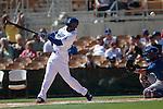 Dee Gordon  Los Angeles Dodgers,during Cactus League ,Cubs vs Dodgers. Spring Trainig 2013..Camelback Ranch  in Arizona. February 25, 2013 ...© stringer/NortePhoto
