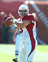 Kurt Warner, of the Arizona Cardinals, in action  during thier game against the Tennessee Titans on October 23, 2005...Titans win 10-0...Nils Nilson / SportPics