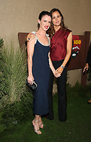 HOLLYWOOD, CA - OCTOBER 10: Juliette Lewis, Jennifer Garner, at The Los Angeles Premiere of HBO's Camping at Paramount Studios in Hollywood, California on October 10, 2018. Credit: Faye Sadou/MediaPunch