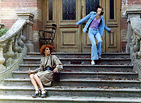 Celine and Julie Go Boating (1974)<br /> C&eacute;line et Julie vont en bateau (1974)<br /> Juliet Berto &ndash; C&eacute;line<br /> Dominique Labourier &ndash; Julie<br /> *Filmstill - Editorial Use Only*<br /> CAP/PLF<br /> Supplied by Capital Pictures