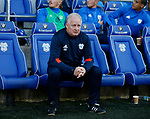 Kevin Blackwell Cardiff City assistant manager during the Championship match at the Cardiff City Stadium, Cardiff. Picture date: August 15th 2017. Picture credit should read: Simon Bellis/Sportimage