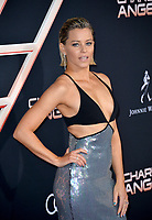 "LOS ANGELES, USA. November 12, 2019: Elizabeth Banks at the world premiere of ""Charlie's Angels"" at the Regency Village Theatre.<br /> Picture: Paul Smith/Featureflash"