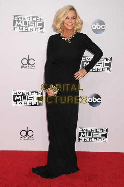 23 November 2014 - Los Angeles, California - Jenny McCarthy. American Music Awards 2014 - Arrivals held at Nokia Theatre LA Live. <br /> CAP/ADM/BP<br /> &copy;BP/ADM/Capital Pictures