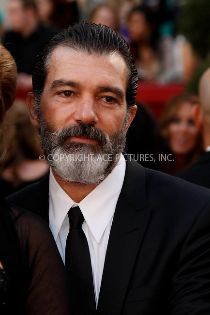 WWW.ACEPIXS.COM . . . . .  ....March 7 2010, Hollywood, CA....Actor Antonio Banderas at the 82nd Annual Academy Awards held at Kodak Theatre on March 7, 2010 in Hollywood, California.....Please byline: Z10-ACE PICTURES... . . . .  ....Ace Pictures, Inc:  ..Tel: (212) 243-8787..e-mail: info@acepixs.com..web: http://www.acepixs.com