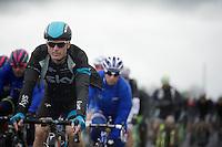 Salvatore Puccio (ITA/SKY)<br /> <br /> Giro d'Italia 2014<br /> stage 2: Belfast-Belfast <br /> 219km