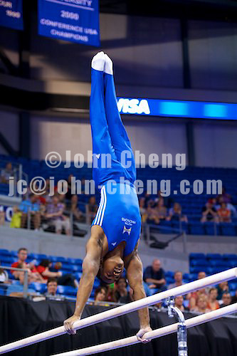 2012 VISA Championships  2012 VISA Championships takes place at Chaifetz Arena in St. Louis, MO