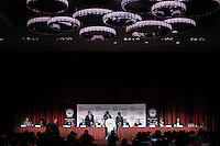 "General atmosphere of the ""Police Policy Panel"" during the 2015 National Action Network Convention in New York City. 04.08.2015. Kena Betancur/VIEWpress."