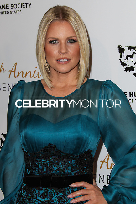 BEVERLY HILLS, CA, USA - MARCH 29: Carrie Keagan at The Humane Society Of The United States 60th Anniversary Benefit Gala held at the Beverly Hilton Hotel on March 29, 2014 in Beverly Hills, California, United States. (Photo by Xavier Collin/Celebrity Monitor)