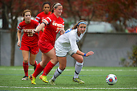 151104 Cabrini College - CSAC Women's Soccer Final vs GMU