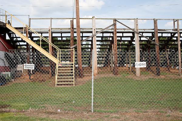 May 21, 2010. Raleigh, North Carolina.. Racing at the Wake County Speedway
